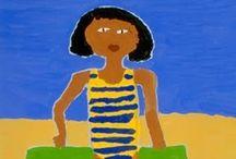 Kid's art projects