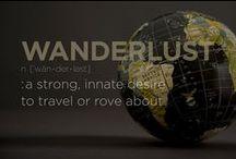 Wanderlust ♥