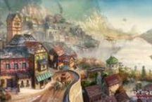 """LT """"Villages"""""""