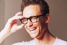 Ehehehe! You just got LOKI'D. / Thomas William Hiddleston. He's British, hilarious, sweet, romantic, compassionate, smart, classy, gorgeous, adorable, and full of awesomeness! / by Anna Payton Weaver