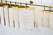 restaurant/bar - ideas