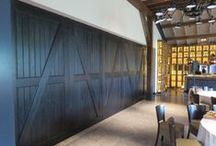 ATTACA Sliding doors / ATTACA's tailor made slidingdoors. The perfect sliding solution. Made to measure!