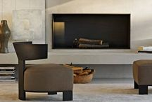3. TvWall Ideas / Its so difficult to do anything elegant with a TV...