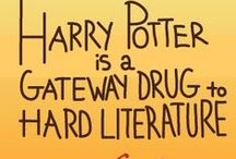 HarryPotter / The love of all things Harry Potter