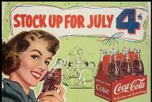 Fourth of July with Coca-Cola / Get in the spirit this Fourth of July with Coca-Cola