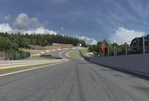Motor Racing Tracks