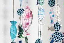 art with fabrics