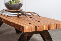 WOOD AT HOME / Idees | Furnitures | Wood | Old | New