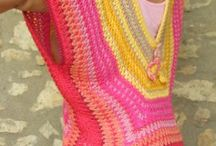 Crochet clothing / Crochet