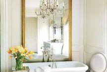 Beautiful Bathrooms / Inspiration for a dream bathroom