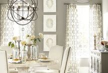 Dining Rooms / Our favorite spaces to dine