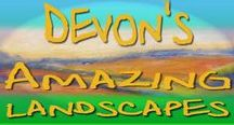Landscape in Devon / Pictures and paintings inspired by the Devon Lanscape in England