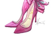 Ask Cinderella / With reference to the quote... A shoe can change a girls life, just ask Cinderella. / by Momina Malik