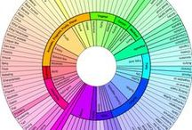 Flavour Wheels / The Flavor Wheel develops a glossary of coffee terms based on sensory science used in describing taste.