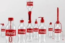 Sustainability at Coca-Cola / Coca-Cola's efforts toward sustainability. -Recycling -Upcycling