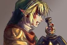 Legend of Zelda 2 / by Vincent Johnson