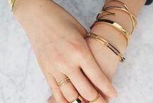 Jewls. / Rings. Bracelets. Necklaces. Earrings.