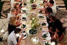 Good People & Good Food / Entertaining / by Gizela Marais