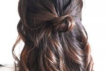 Hairstyles and Care / Different Hairstyles. Tutorials. Hair care, tips and masks.