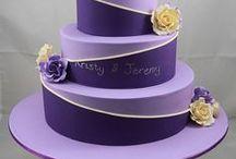 Cake, pop cake and cupcake decorating