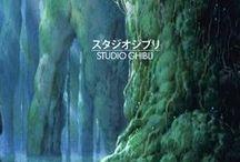 Studio Ghibli / Animated Masterpieces