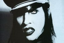 Marilyn Manson / I have been listening MM to for a while now and I find his music is soo cool!