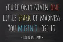 TGE Quotables / Mad about quotes? So are we! For inspiration. For fun. Have an idea for a quote? Send it to us!