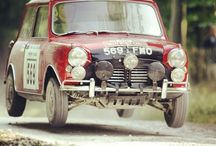 Rally Racing / The Ultimate in Motor Racing