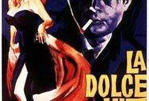 Poster Film Cinema / Dove si forma l'embrione del desiderio di fuga, di qualsiasi fuga possibile. La rampa di lancio dei propri sogni! I manifesti dei film! le cui illustrazioni (o immagini) sono la porta d'ingresso ad un mondo, altro mondo possible…