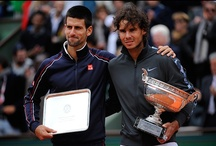 RG 2012 / Memories of the 2012 French Open
