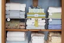 Oganization/Storage Ideas for the Home