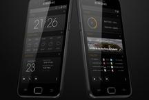 Smartphone UI