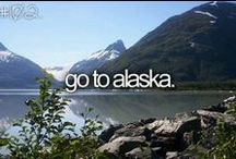 Places  I want to go...
