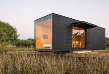 small timber houses / Architecture, Small Timber Houses