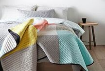 Modern Quilts / Minimalist Modern Contemporary Quilts