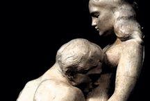Art . sculpture