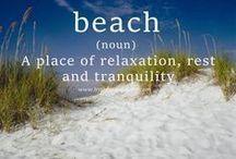 Beach Saying Photos / Great inspirational beachy photos with sayings.