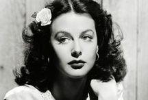 ❥ Hedy Lamarr
