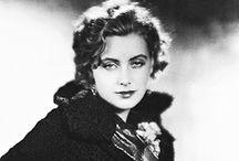 ❥ Greta Garbo