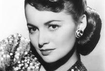 ❥ Olivia de Havilland