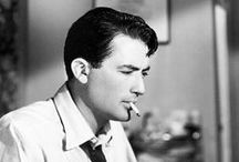❥ Gregory Peck