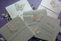 Quando la carta annuncia l'Amore / La Coccinella Wedding