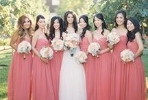 For the Lovely Ladies / looks we love for the bridal party!