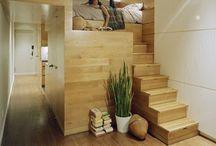 small cabin ideas / Architecture, Interion, Small spaces, Cabin, Ideas