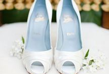 The Glass Slipper / shoes for the big day