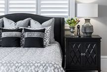 Bedrooms by John Croft Design / A collection of images showing various bedrooms that John Croft Design have designed and decorated.