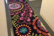 Custom made rugs by John Croft Design. / John Croft Design often designs custom made rugs for many of their projects. This board shows a small collection of some of the out-standing rugs we have designed over the years.