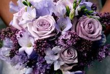 Purple and Lilac Wedding Inspiration