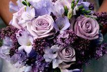 Tinkerjo Purple and Lilac Wedding Inspiration