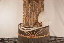 Tinkerjo Art Deco Inspired Wedding
